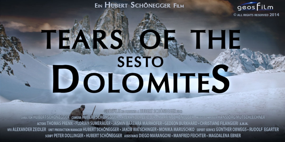 """Tears of the Sesto Dolomites"" Movie"